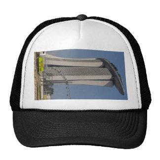 Marina Bay Sands hotel and lighting equipment Trucker Hat