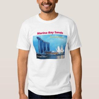 Marina Bay Sands Tee Shirt