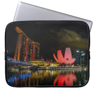 Marina Bay, Singapore Laptop Sleeve