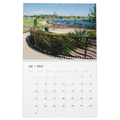 Marina calendar