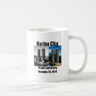 Marina City 50-Year Anniversary Coffee Mugs