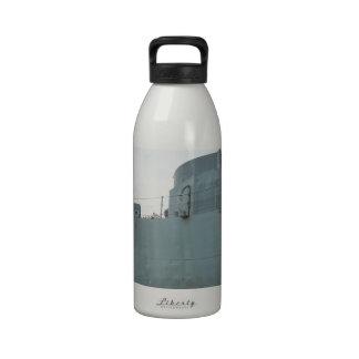Marina de guerra botellas de agua reutilizables