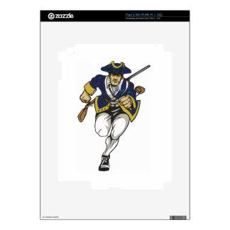 Marina de guerra del patriota skin para el iPad 2