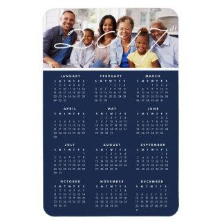 Marina de guerra el   2017 calendarios de la foto imanes