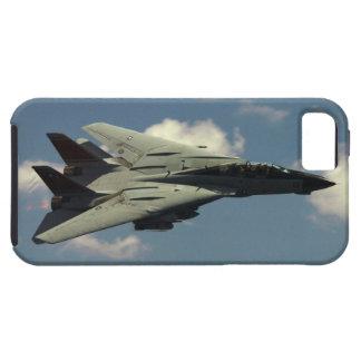 Marina de guerra F-14D Tomcat Funda Para iPhone 5 Tough