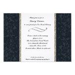 Marina de guerra formal e invitación Fundraising Invitación 12,7 X 17,8 Cm