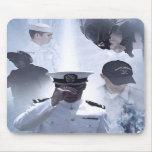 Marina de guerra Mousepad conmemorativo Tapete De Raton