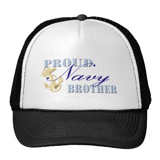 Marina de guerra orgullosa Brother Gorra