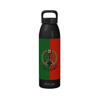 """Marina de guerra portuguesa """"Fuzileiros """" Botella De Beber"""