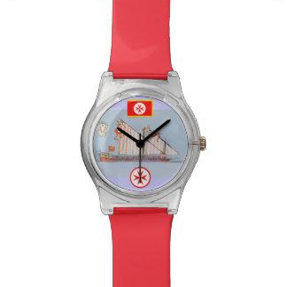 Marina de guerra Toscana Medici Reloj