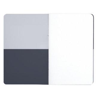 Marina de guerra y rectángulos grises cuadernos