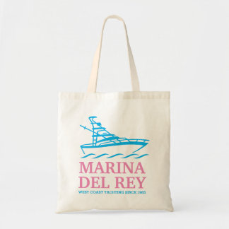Marina Del Ray Tote Bag