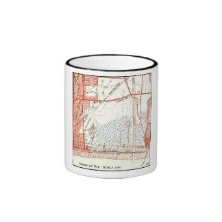 Marina del Rey 1950, U.S.G.S. Ringer Mug