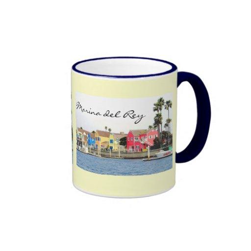 Marina del Rey Mug