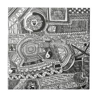 Marina Designs Ceramic Tile
