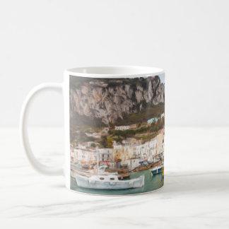Marina Grande, Capri, Campania, Italy Coffee Mug