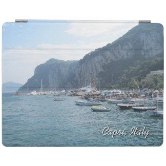 Marina Grande, Capri, Italy iPad Cover