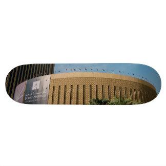 Marina Mall, Dubai Skateboard