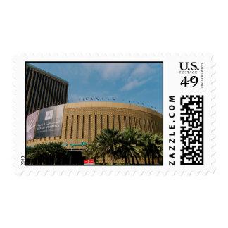 Marina Mall, Dubai Stamp