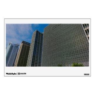 Marina Plaza, Dubai Wall Sticker