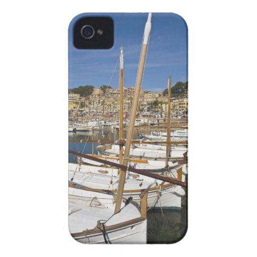Marina, Port de Soller, West coast, Mallorca, Blackberry Bold Case