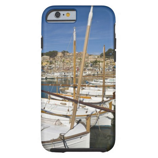 Marina, Port de Soller, West coast, Mallorca, iPhone 6 Case