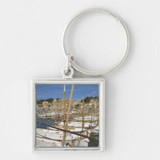 Marina, Port de Soller, West coast, Mallorca, Keychain