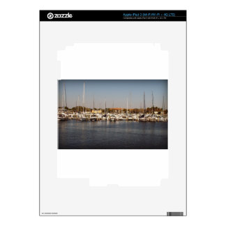 Marina Decal For iPad 3