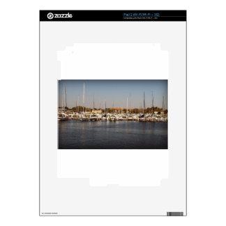 Marina Decals For iPad 2