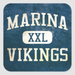 Marina Vikings Athletics Sticker