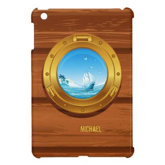 Marina Yacht View  iPad Mini Case