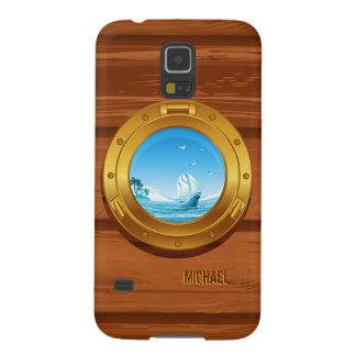 Marina Yacht View Samsung Galaxy S5 Case
