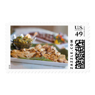 Marinated Chicken Postage