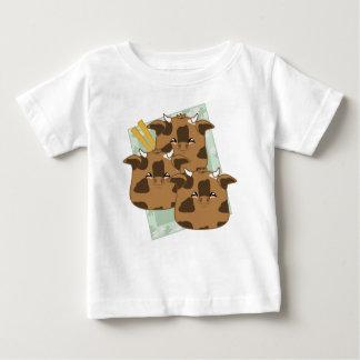 Marinated Moo Moo Dumplings Platter T-shirt
