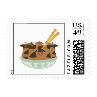 Marinated Moo Moo Dumplings Postage