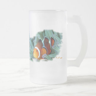 Marine Aquarium Fish by FishTs.com Mugs