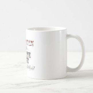 Marine Aunt Grace of God Coffee Mug