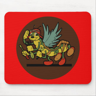 Marine Aviation Squadron Patch Mouse Pad
