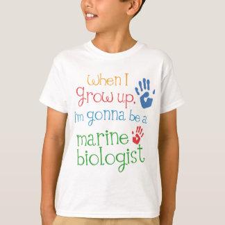 Marine Biologist (Future) Infant Baby T-Shirt