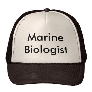 Marine Biologist Trucker Hat