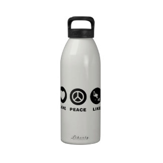 Marine Biologist Reusable Water Bottles
