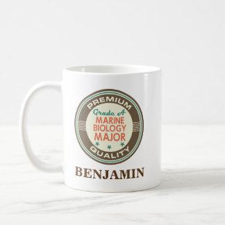 Marine Biology Major Personalized Office Mug Gift