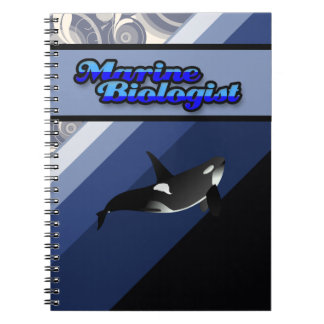 Marine Biology Notebook