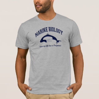Marine Biology T-Shirt