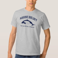 Marine Biology Tshirt