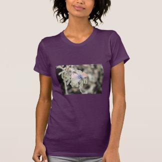Marine Blue Butterfly T-Shirt