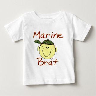 Marine Brat Boy Baby T-Shirt