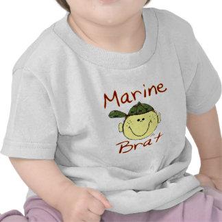 Marine Brat Boy T-shirts