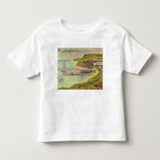 Marine by Georges Seurat Toddler T-shirt