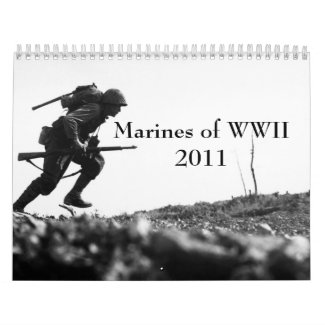 Marine Calendar calendar